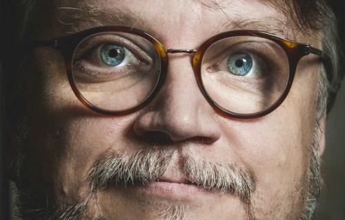 GUILLERMO DEL TORO ritratto da Fabrizio Cestari durante la 74ma Mostra del Cinema di Venezia in esclusiva per Rolling Stone