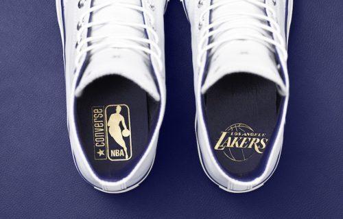 Converse celebra l'NBA