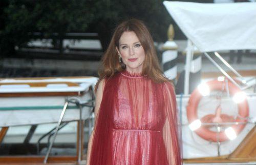 Mostra del Cinema di Venezia Franca Sozzani Award Julianne Moore