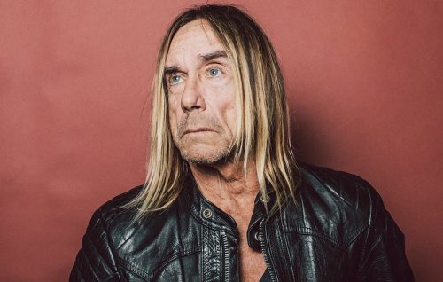 Iggy Pop, il nuovo video 'The Pure and the Damned'