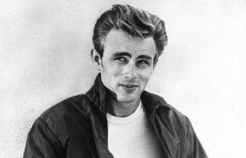 """James Dean: """"Too fast to live, too young to die"""""""