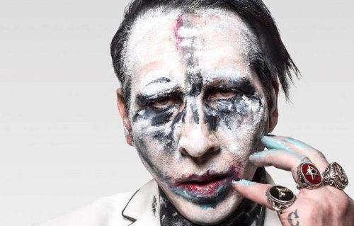 Marilyn Manson, ascolta il nuovo singolo 'KILL4ME'