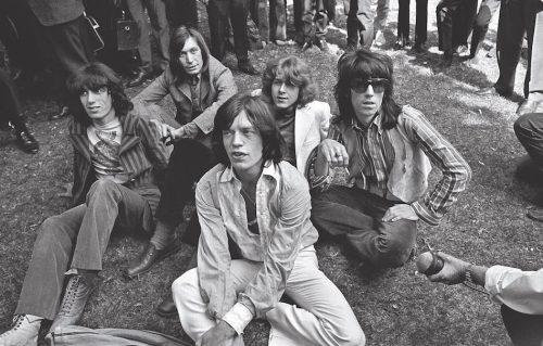Rolling Stones HYDE PARK