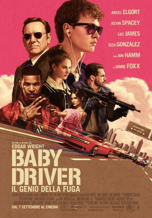 Quella gran figata di 'Baby Driver'