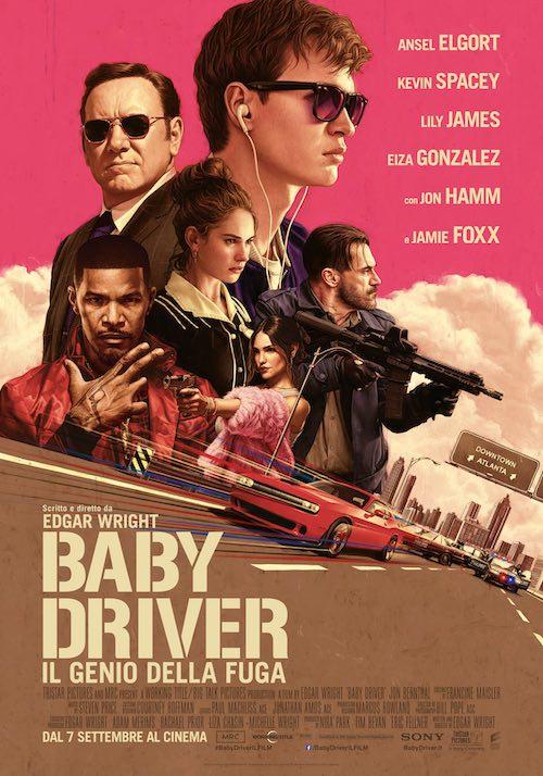 Baby Driver - Il genio della fuga - Edgar Wright