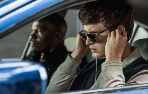 Baby Driver, sparatorie a ritmo rock & roll
