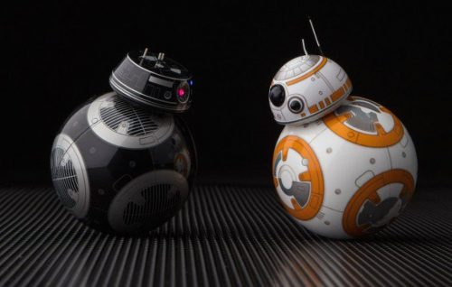 'Star Wars' presenta: BB-9E