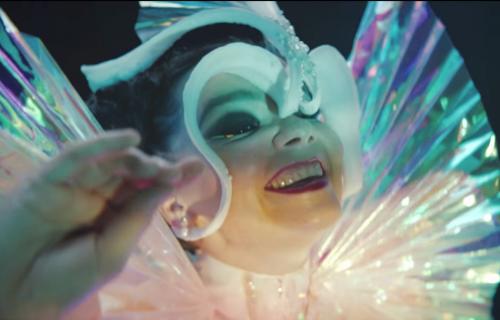Björk, è uscito il primo video del nuovo album