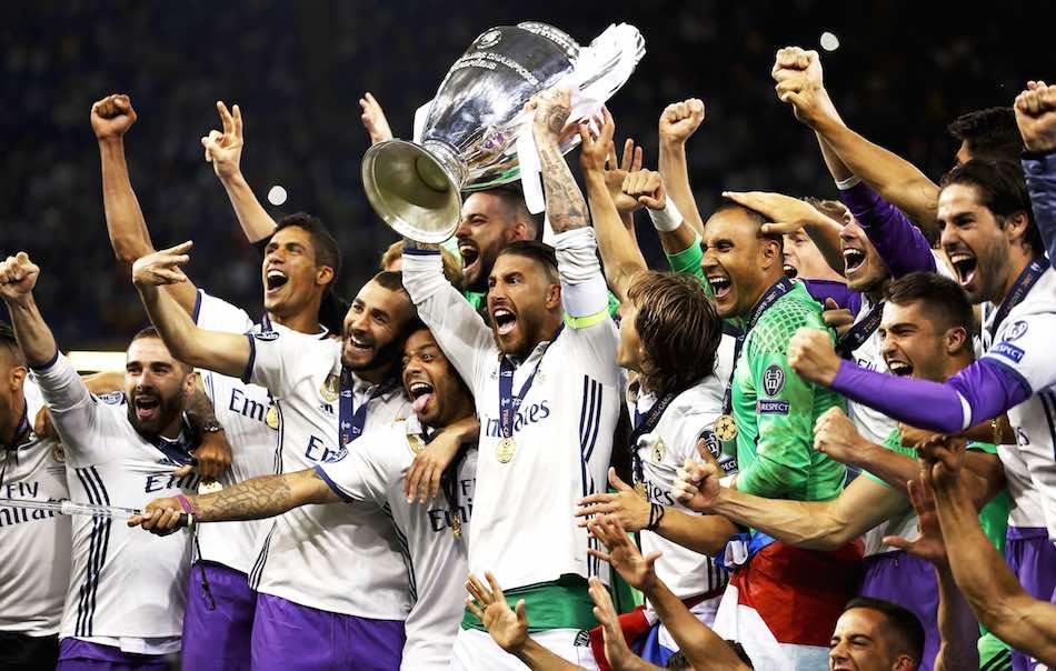 Calcio, Champions League Finale 2017 - Real Madrid vs Juventus