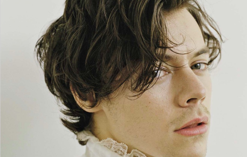 harry styles cameron crow rolling stone intervista
