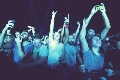 Tutti all'Home Festival, le foto dei primi due giorni di musica