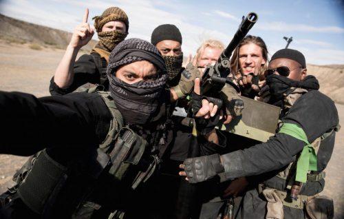 Mollare tutto per l'Isis: dietro le quinte di 'Isis: le reclute del male'