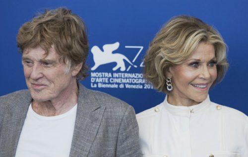 Jane Fonda e Robert Redford: a piedi nudi in Laguna