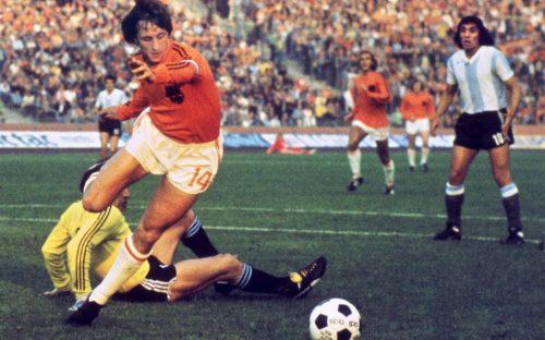 Cruyff e il Calcio Totale, una moderna forma di cristianesimo