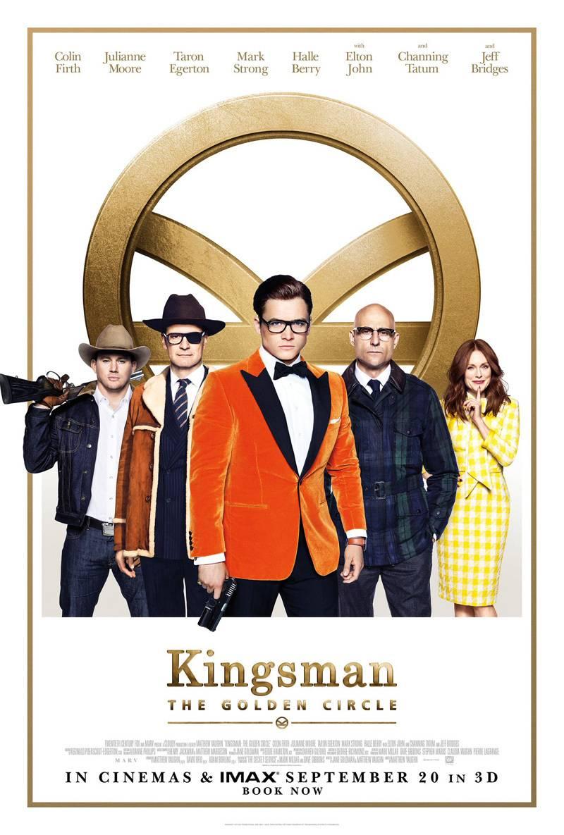 Kingsman - Il cerchio d'oro - Matthew Vaughn