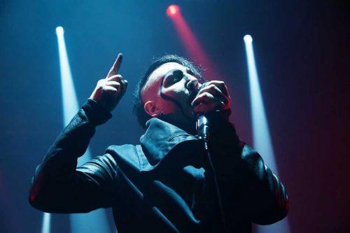 Marilyn Manson: «Regola numero uno. Creare ritmi giusti per le spogliarelliste»