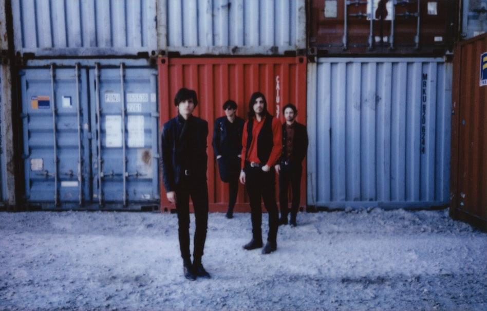 """I New Candys pubblicheranno il prossimo album """"Bleeding Magenta"""" il 6 ottobre"""