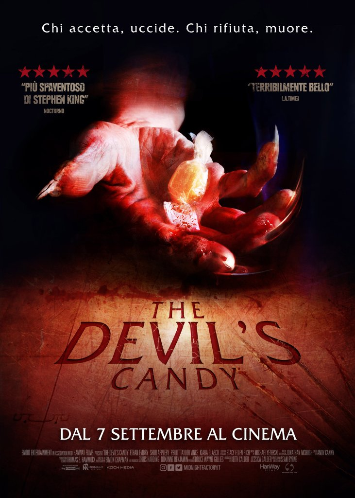 THE DEVIL'S CANDY - Sean Byrne