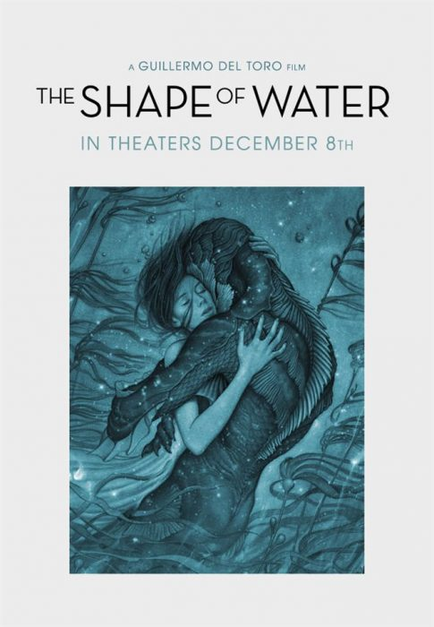 The Shape of Water - Guillermo del Toro