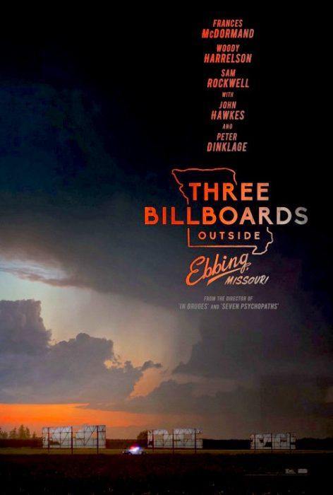 Una Frances McDormand da Oscar in 'Three Billboards Outside Ebbing, Missouri'