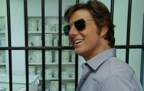 tom cruise in barry seal