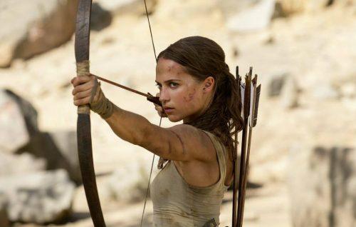 'Tomb Raider', il primo trailer con Alicia Vikander nei panni di Lara Croft