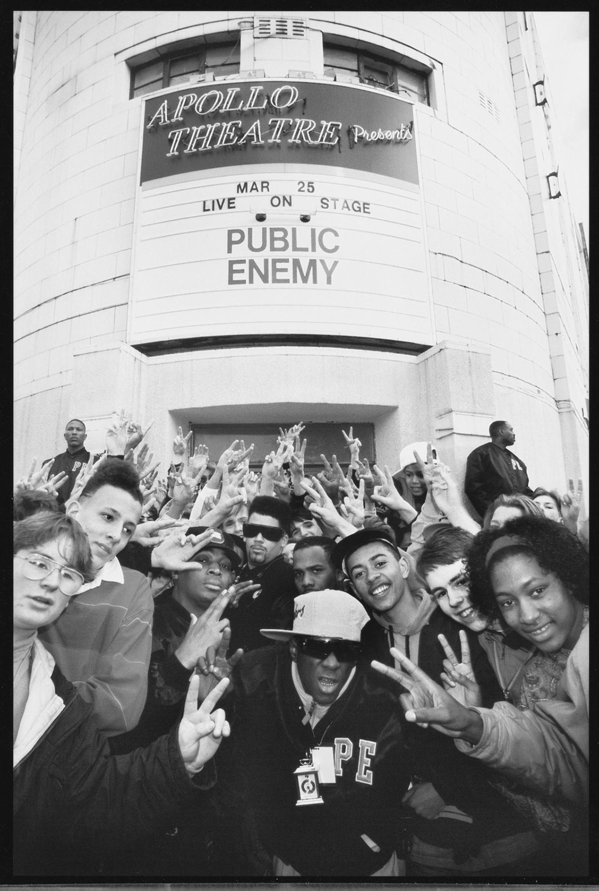 Public Enemy, Apollo, Manchester