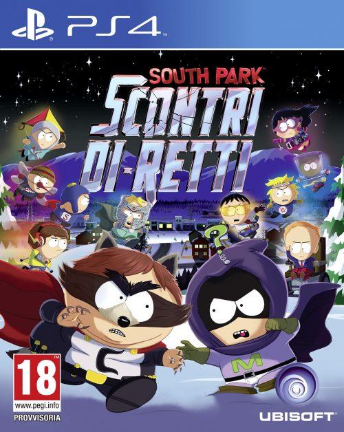 'South Park Scontri Di-Retti': Supereroi e puzzette