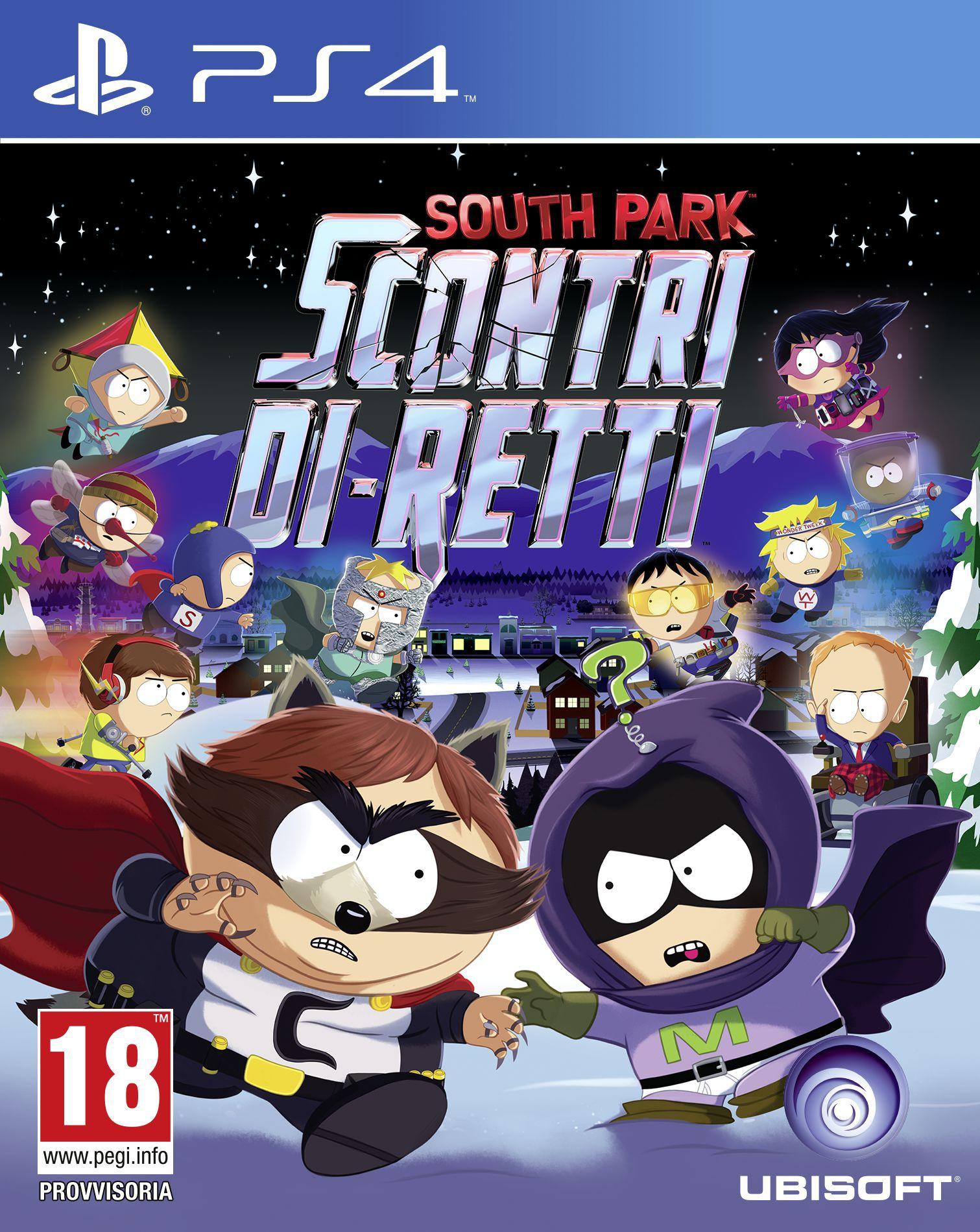South Park: Scontri Di-Retti - South Park Studios