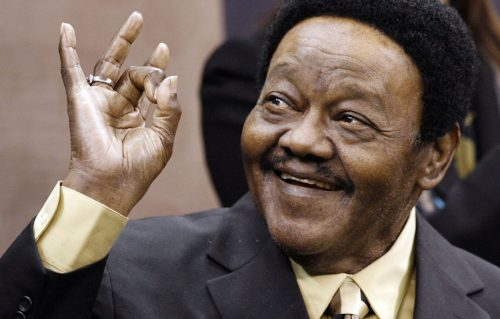 È morto Fats Domino, uno dei padri del rock'n'roll