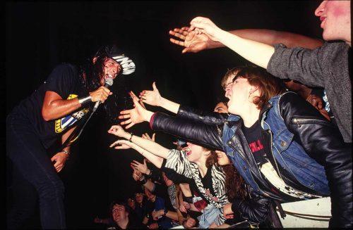 """""""Headbang '80"""", le immagini di dieci anni di metal"""