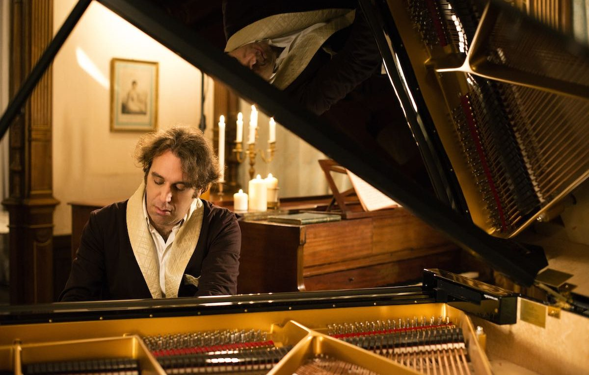 Chilly Gonzales. Foto di Alexandre Isard