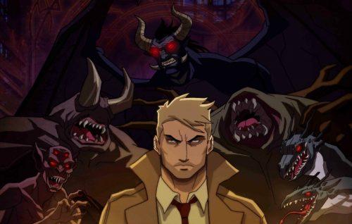 'Constantine', le prime immagini della serie animata