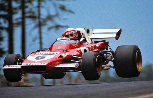 'Ferrari 312B': la monoposto che rivoluzionò la F1 arriva al cinema