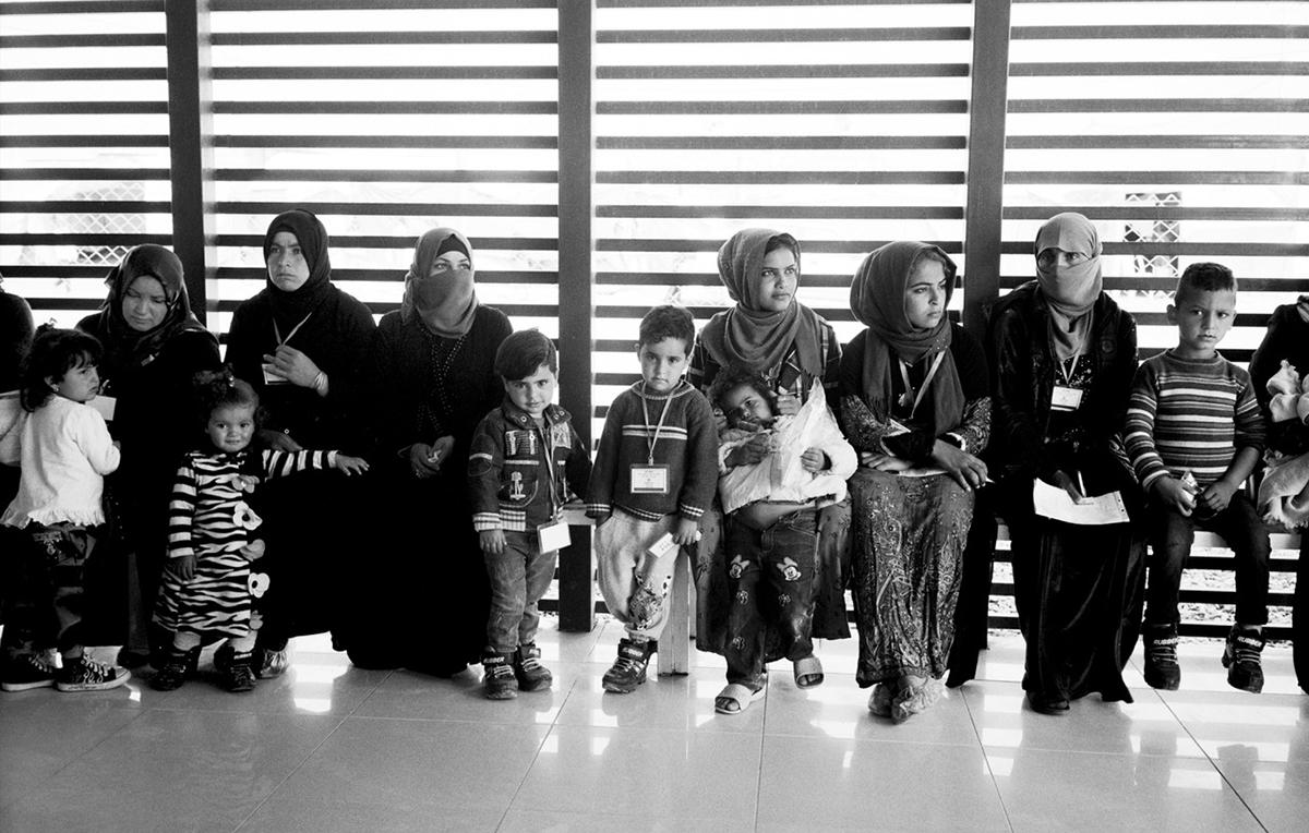 Dal progetto 'Iraq: una ferita aperta'. Foto Giles Duley