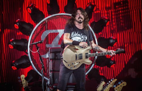 Foo Fighters, il video di 'The Pretender' nell'acropoli di Atene