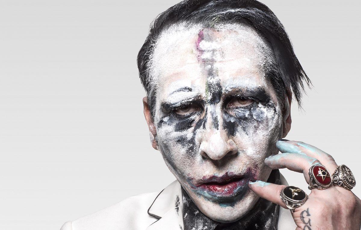 Marilyn Manson, è in arrivo il nuovo album?