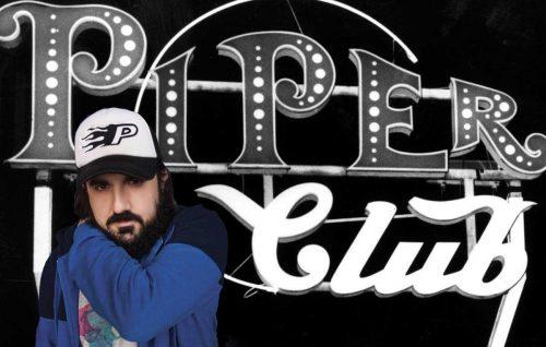 Piotta, tra Roma e il Piper Club
