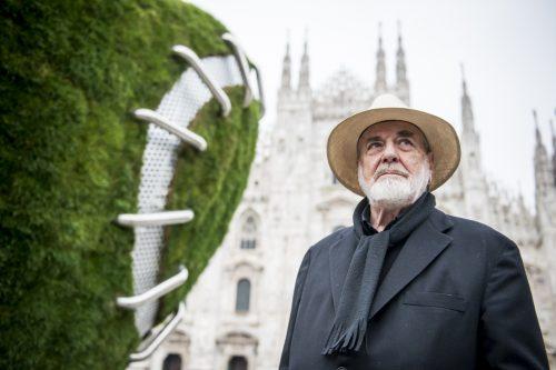 Michelangelo Pistoletto: «Rap e libertà artistica contro la solitudine»