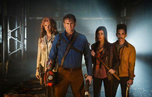 'Ash Vs. Evil Dead', la terza stagione arriva a febbraio (negli USA)