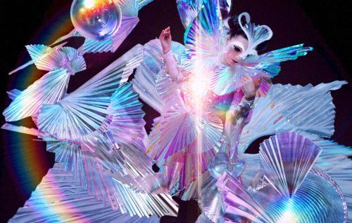 Björk, ecco copertina e data di uscita di 'Utopia'
