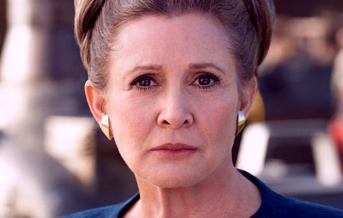 Star Wars, nel video backstage c'è anche Carrie Fisher