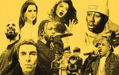 I 30 dischi internazionali dell'anno (in continuo aggiornamento)