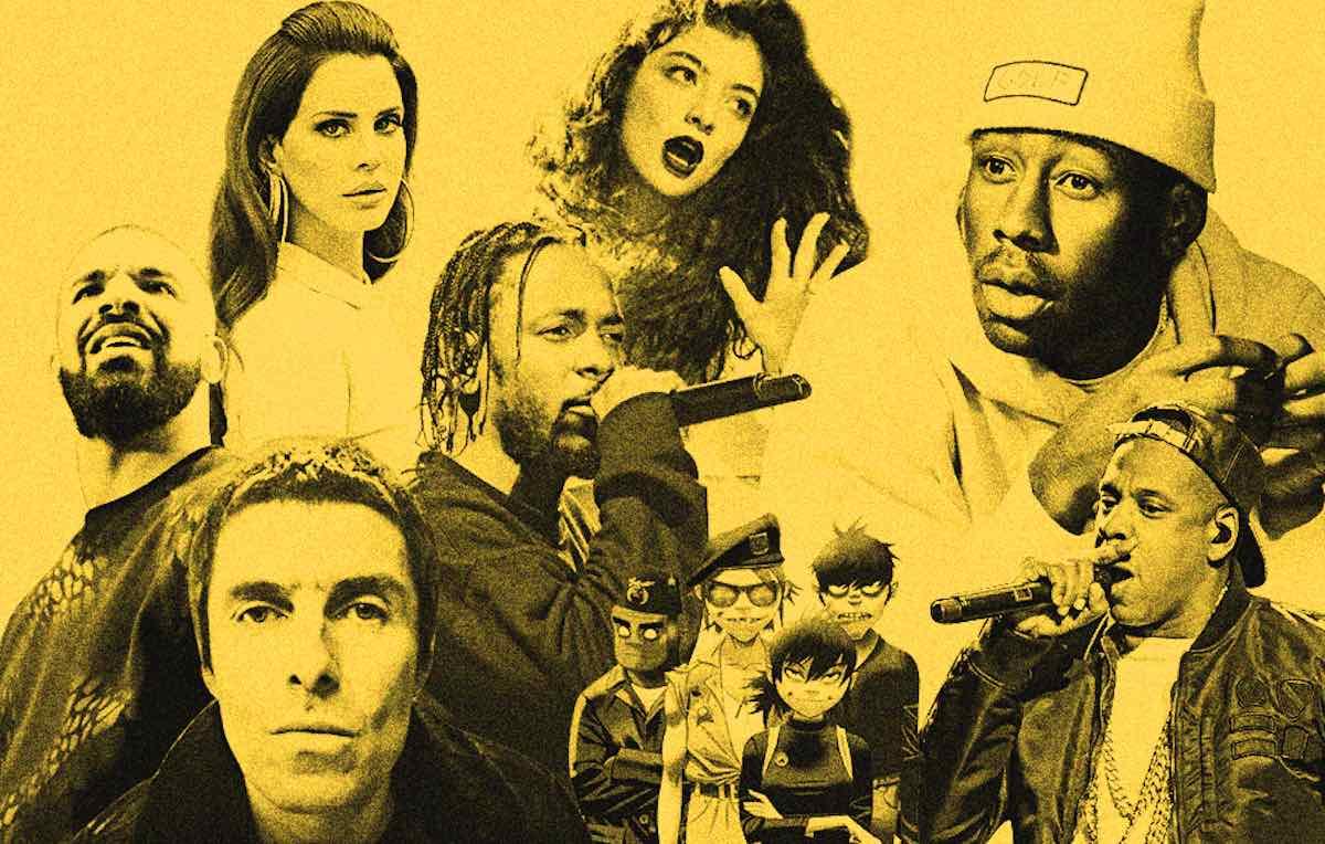I 30 dischi internazionali migliori dell'anno