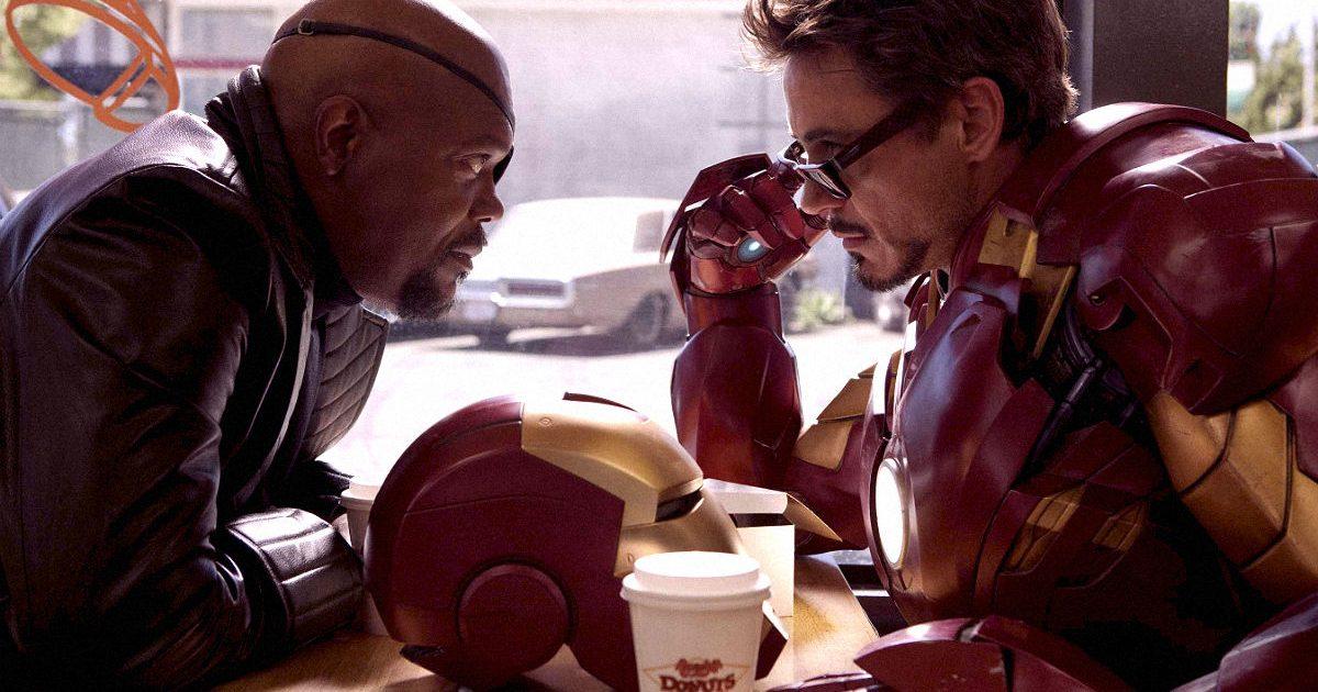 Robert Downey Jr Torner 224 Nel Quarto Film Degli Avengers