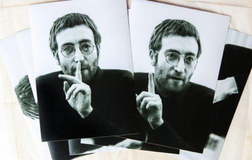 Ci sono delle foto mai viste di John Lennon