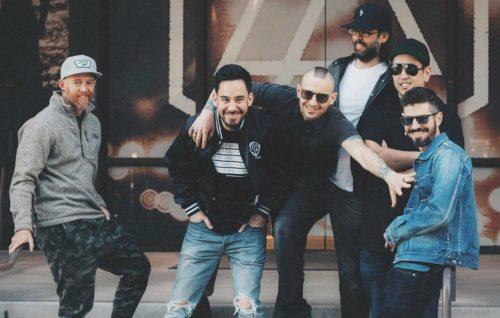 I Linkin Park tornano in sala prove