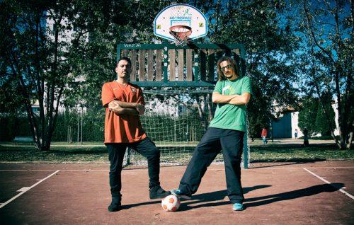 KG Man & Raina innamorati di Maradona