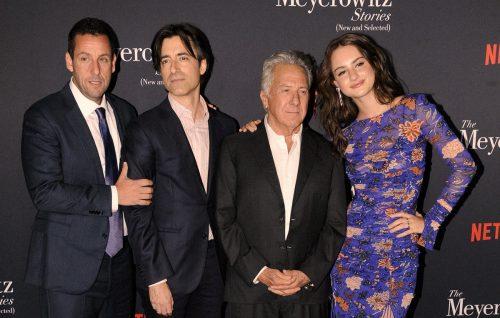 Baumbach, Hoffman e Sandler raccontano 'The Meyerowitz Stories'