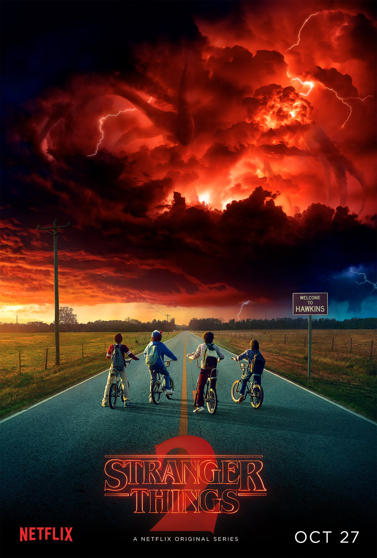 Stranger Things 2 - The Duffer Brothers